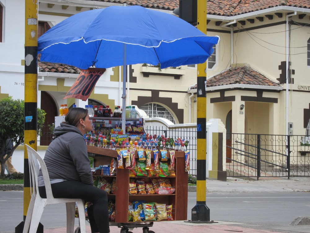 Bogotá: A Photo Essay (1/6)