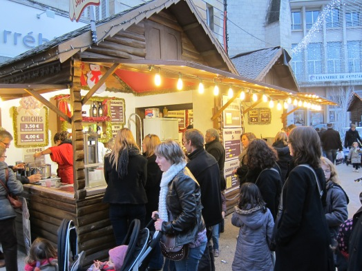 Crepe Booth