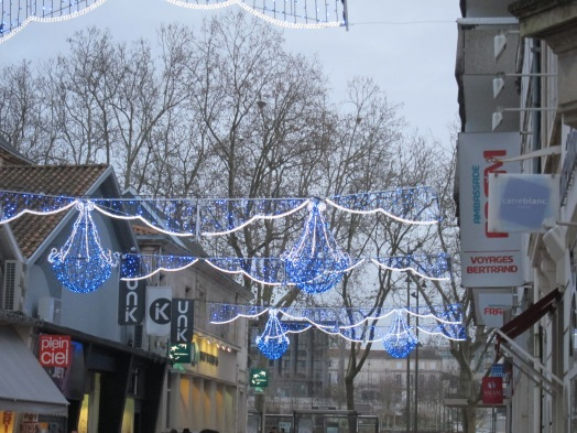 Lights in Niort